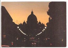 ROMA VIA DELLA CONCILIAZIONE E SAN PIETRO - San Pietro