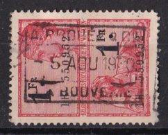 België - Fiscale Taxen - A. Brohée & Cie - La Bouverie - Revenue Stamps