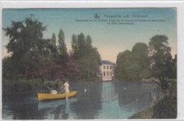 Hougaerde Près Tirlemont. Pensionnat Du Val Virginal. La Villa Saint-Joseph. - Hoegaarden