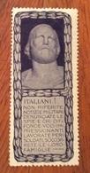 Garibaldi ITALIANI  ! Non Riferite Notizie Militari...... - Storia