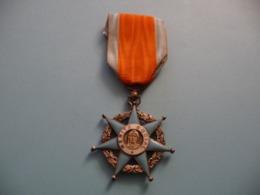 Ordre Français Du Mérite Social - Francia