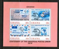 GHANA  Scott # 512-15A** VF MINT NH INCLUDING Souvenir Sheet (SS-425) - Ghana (1957-...)