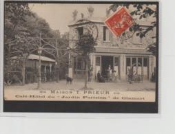 CLAMART           JARDIN PARISIEN   MAISON PRIEUR - Clamart