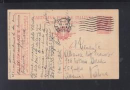 Cartolina Assegni 1919 - 1900-44 Victor Emmanuel III