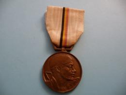 Médaille Résistance Belge MNB 1940 1945 - Bélgica