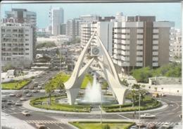 Dubai Clock Tower , U.A.E. - Emirati Arabi Uniti