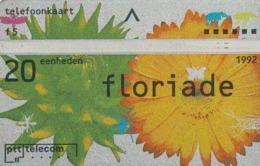 HOLANDA. FLOWER. Dahlia / Gerbera (202C). FLORIADE 1992. G013 - (202C). (128). - Flores