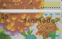 HOLANDA. FLOWER. Dahlia's. FLORIADE 1992. G014 - (223C). (129). - Flores
