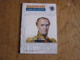 BULLETIN DES AMIS DE LIGNY N° 46 Histoire 1er EMPIRE 1815 Napoléon Service Santé Grande Armée Chirurgien Médecin Elbe - Geschiedenis