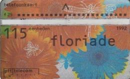 HOLANDA. FLOWER. Gerbera's. FLORIADE 1992. G015 - (203E). (130). - Flores