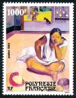 POLYNESIE 1989 - Yv. 346 **   Faciale= 8,40 EUR - Tableau De Paul Gauguin  ..Réf.POL24571 - Polinesia Francese