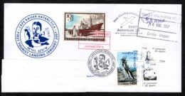 """Base Antarctique """"CAPE KAISER"""" - Uruguay"""