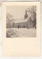 Auffe - Eglise - Animé - Janvier 1947 - Photo 7 X 10 Cm - Lieux