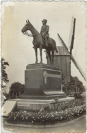 59  Mont-cassel  Statue Du Marechal Foch - France