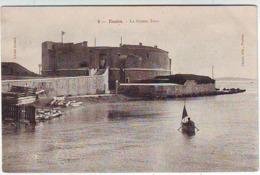 83. TOULON . LA GROSSE TOUR . Editeur CLAVEL - Toulon