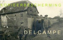 ZOLDER (Heusden-Zolder) Limburg - Molen/moulin - Zeldzame Opname Van De Verdwenen Dorpermolen Tijdens 1914-1918 - Heusden-Zolder