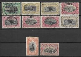 Congo Belgian - Lot Of Stamps - Congo Belga