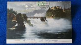 Rheinfall Switzerland - SH Schaffhouse
