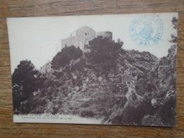 Notre-dame Du Mai , L'hermitage , Vue Sur Le Versant De La Mer - Six-Fours-les-Plages