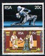 AFRIQUE DU SUD/SOUTH AFRICA/Neufs**/MNH**/1981 - Inauguration Du Théatre De L'Etat - Unused Stamps