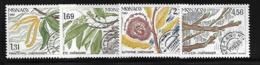 Monaco 1987 Yvert Préoblitérés 94/97 Neufs** MNH (AA108) - Voorafgestempeld
