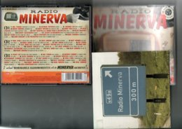 3 CD Radio MINERVA   Antwerpen High Fidelity 2008 Anvers Antwerp - Música & Instrumentos