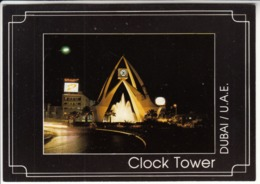 Clock Tower Dubai  , U.A.E. - Emirati Arabi Uniti