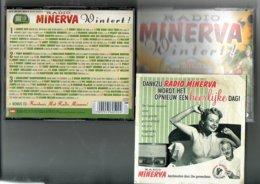 3 CD + 1 Kerst CD 2009  Radio MINERVA  Wintert   Anvers Antwerp - Música & Instrumentos