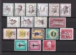 Berlin - 1957/58 - Sammlung - Gest. - 34 Euro - Gebraucht