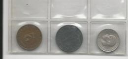 3 Coins - Monnaies & Billets