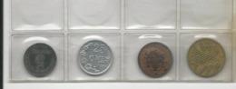 4 Coins - Kilowaar - Munten