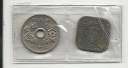 2 Coins - Monnaies & Billets