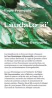 Marque-page °° Laudato Si' - Pape François - Images Y. Arthus Bertrand - 8x15 - Marque-Pages