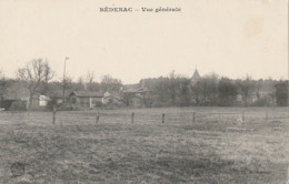 Bédenac (charente Inférieure) - Vue Générale - Otros Municipios