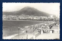 Espagne.Las Palmas. Puerto De La Luz . Playa De Las Canteras. 1958 - La Palma
