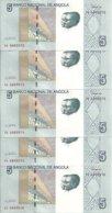 ANGOLA 5 KWANZAS 2012(2017) UNC P 151A ( 5 Billets ) - Angola