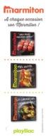Marque-page °° PlayBac - Marmiton - A Chaque Occasion Son Marmiton - 5x17 - Marque-Pages