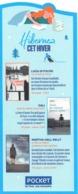 Marque-page °° Pocket - Hibernez Cet Hiver (6 Livres) - 7x18 - Marque-Pages