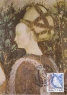 Carte Maximum Peinture Italie 2004 Pisanello - Maximumkarten (MC)