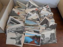 FRANCE - LOT DE PLUS DE 2000 CARTES POSTALES ANCIENNES ET SEMI-MODERNES FORMAT 9X14 DIVERSES - TYPE DROUILLE - Postkaarten