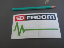Autocollant - FACOM - Autocollants
