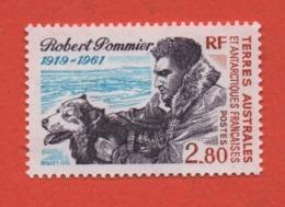 W42 TAAF Antarctique **  1994 188 Traineau  Pommier - Ongebruikt