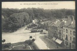 +++ CPA - BRUSSEL - Bruxelles - LAEKEN - Vue Sur Le Chalet Et Le Parc Colonial - Tram  // - Laeken