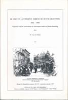 De Post In Antwerpen Tijdens De Duitse Bezetting 1914-1918. Door M. Van Der Mullen. - Filatelie En Postgeschiedenis
