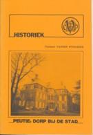 Historiek Van Peutie, Dorp In De Stad Vilvoorde - Geschichte