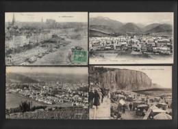 FRANCE - LOT DE 1100 CARTES POSTALES ANCIENNES ET SEMI-MODERNES FORMAT 9X14 DIVERSES - TYPE DROUILLE - Postkaarten