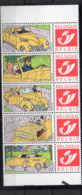 Duostamps Tintin / Kuifje - Belgique