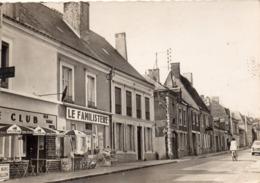 Bonnétable Animée Hôtel Bar Tabac épicerie Le Familistère - Bonnetable