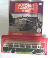 AUTOCAR BUS AUTOBUS CHAUSSON APH 47 RATP LIGNE 297 Publicités DUBONNET & LE CHAT - Ixo