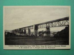 Vaals  Spoorbrug Neutral Gebiet - Moresnet - Vaals